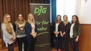 Landesjugendleitung der DJG NRW